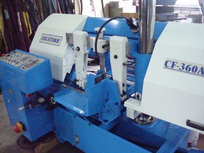 Bigstone CF-360AW - Metaalzaagmachine