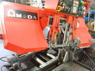 Bandzaag automaat Amada HF250-W - Metaalzaagmachine