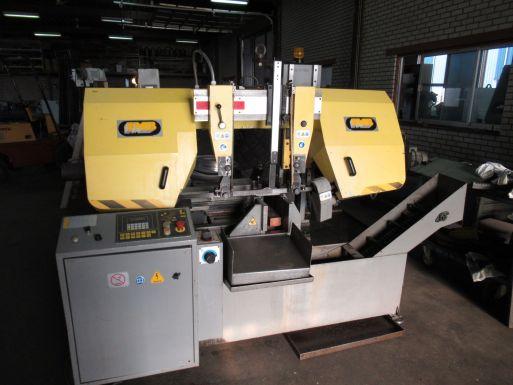 Bandzaag automaat FMB Polaris - Metaalzaagmachine