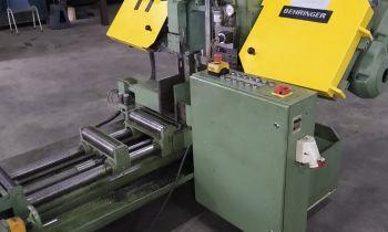 Bandzaag automaat Behringer HBP 260A - Metaalzaagmachine