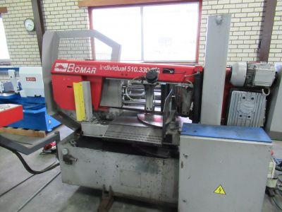 Bandzaag automaat Bomar 550.310 Individual GANC - Metaalzaagmachine
