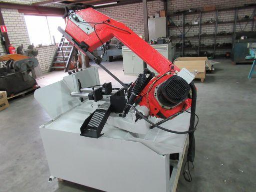 Bandzaag automaat Bomar STG 230 GA 500 - Metaalzaagmachine