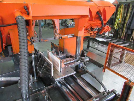 Bandzaag automaat Cosen HA 320 H - Metaalzaagmachine