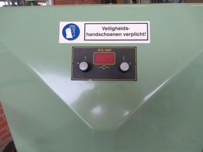 Hydraulische uithoekschaar FIM Versa 204 - Guillotineschaar
