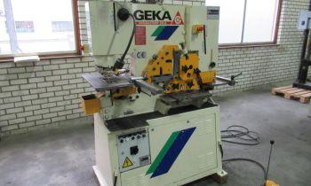 Geka Hydracrop 55A - Ponsmachine