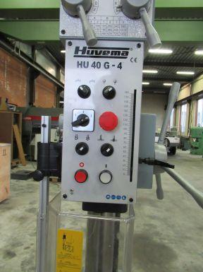 Huvema HU 40G - Kolomboormachine