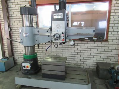 Radiaalboormachine Huvema CRDM 3040x12 - Kolomboormachine