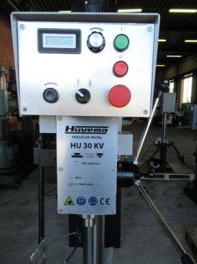 Huvema HU 30 K-4 Vario Topline - Kolomboormachine