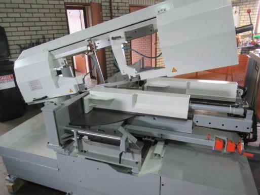 Bandzaag automaat Kasto SBA 320/500 AU-DG - Metaalzaagmachine