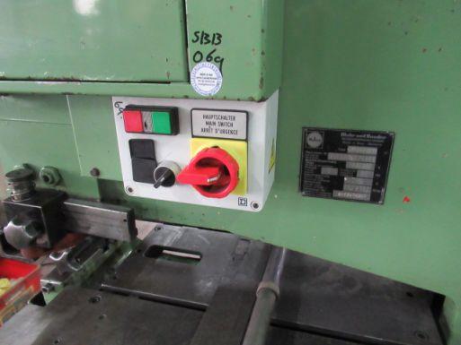 Mubea KLH 500 / 610 - Ponsmachine