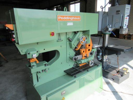 Peddinghaus Peddimaster 80-110 - Ponsmachine