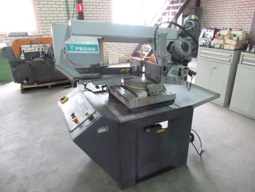 Pegas Gonda semi-automatische bandzaagmachine - Metaalzaagmachine