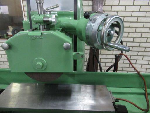 Vlakslijpmachine Stemmler - Overige machines