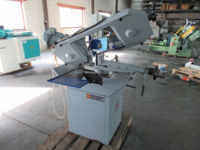 Bandzaagmachine Thomas ZIP 28 Dual Mode - Metaalzaagmachine