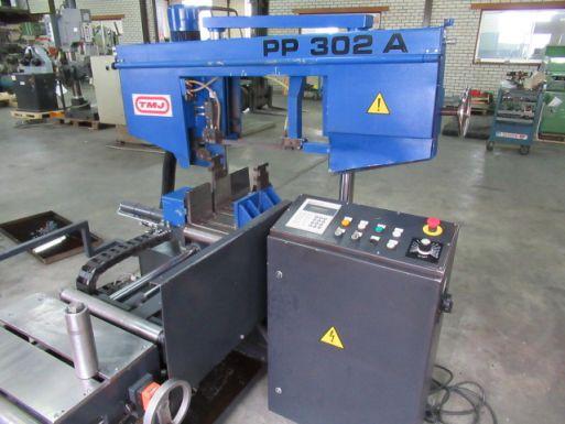 Bandzaag automaat TMJ PP 302-A - Metaalzaagmachine